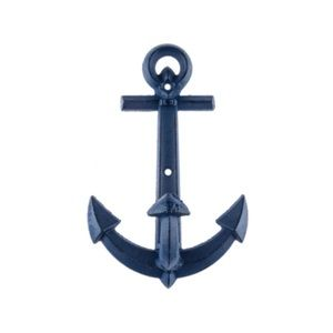 Other - The Blue Anchor Metal Wall Hook